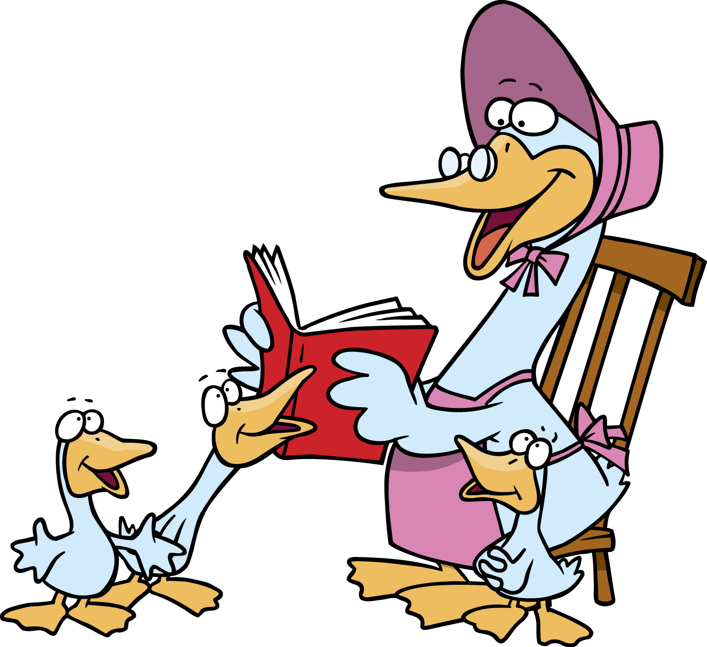 1523x1394 Mother Goose Nursery Rhymes Clip Art N2 Free Image