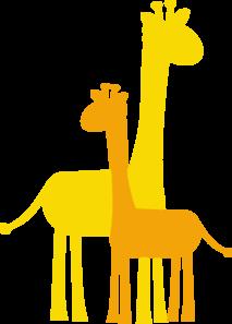 213x297 Nursery Giraffe Clip Art