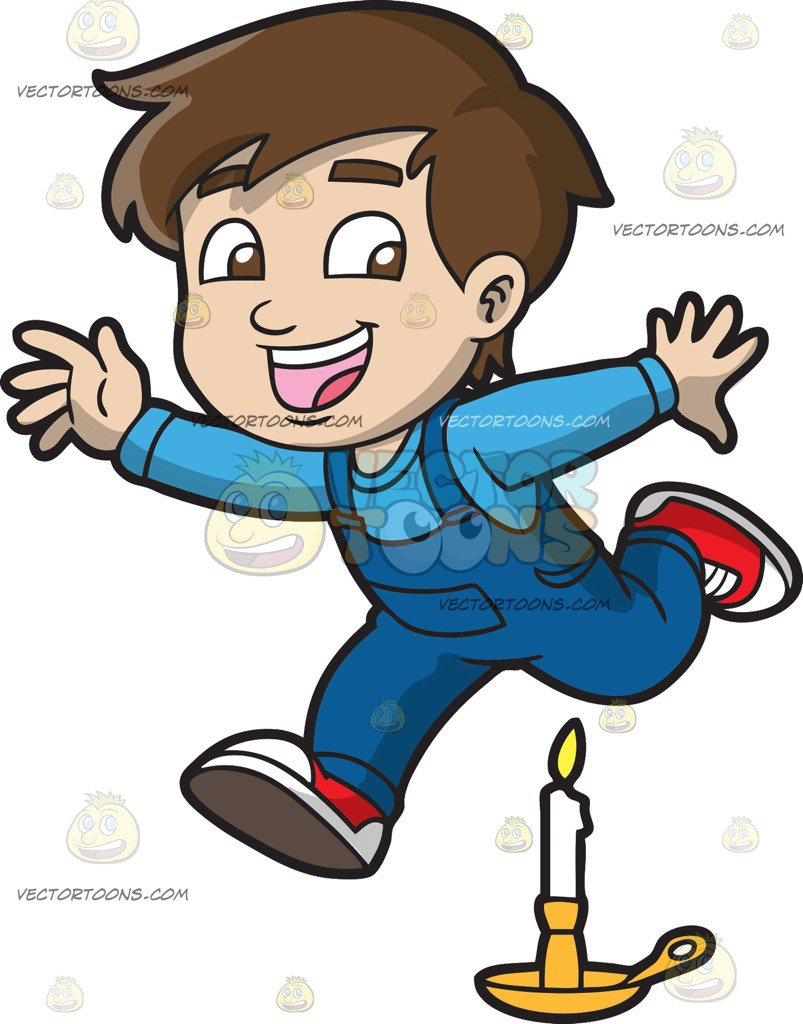803x1024 Jack Be Nimble Clipart Vector Toons