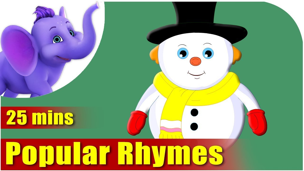 1280x720 Nursery Rhymes Vol 5