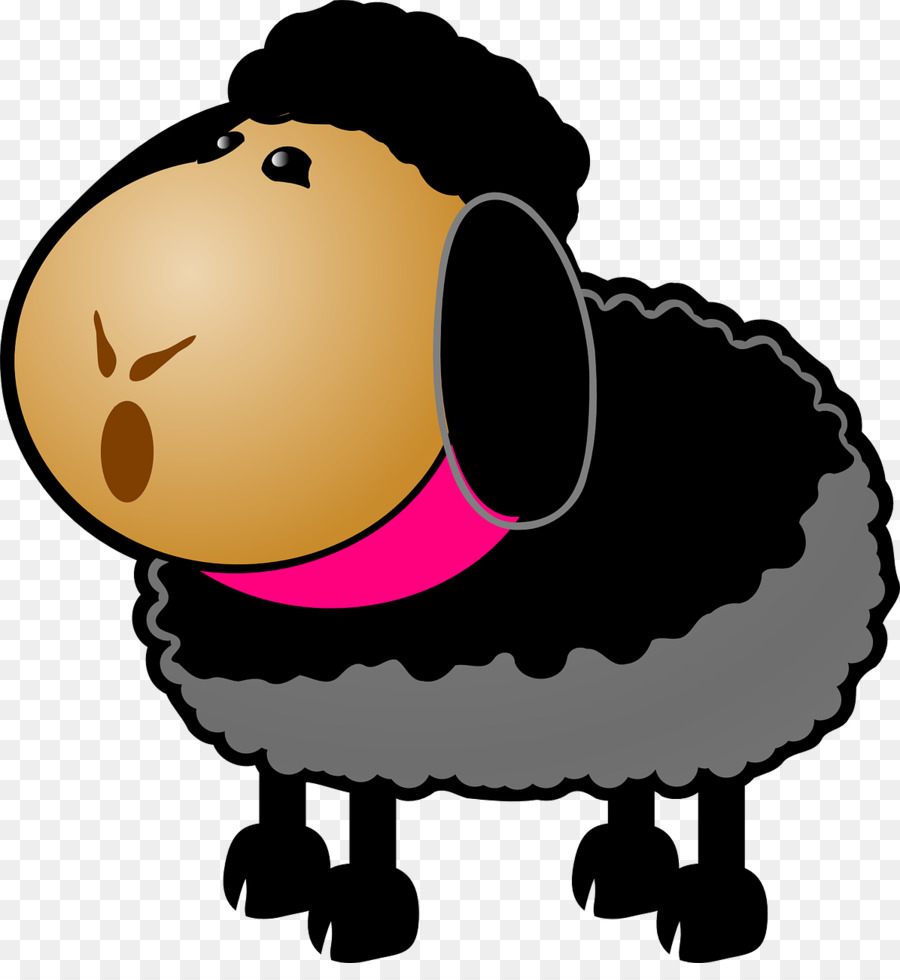 900x980 Baa, Baa, Black Sheep Nursery Rhyme Clip Art