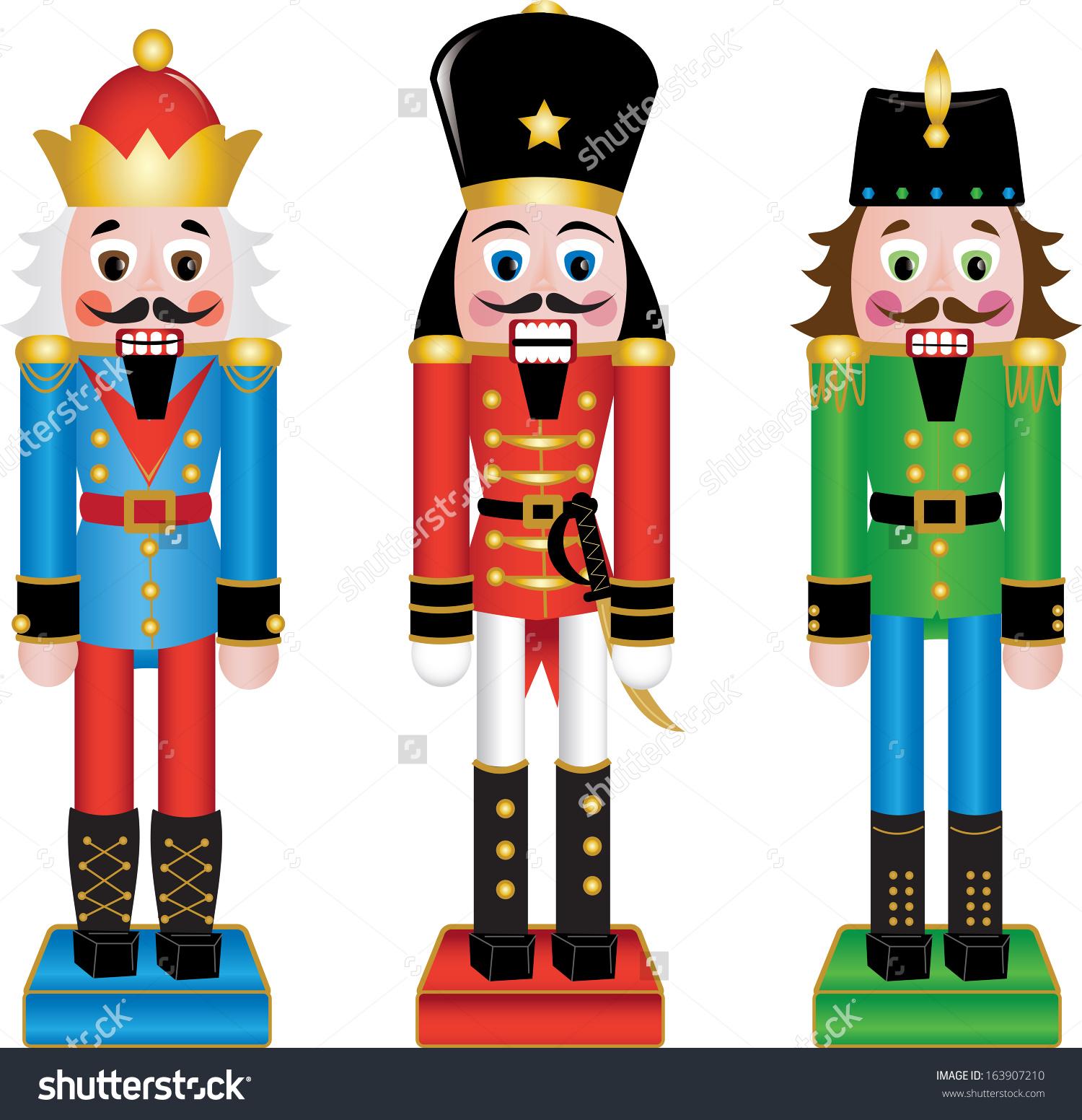 Nutcracker Suite Clipart