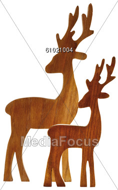 236x380 Wooden Figurines Clipart