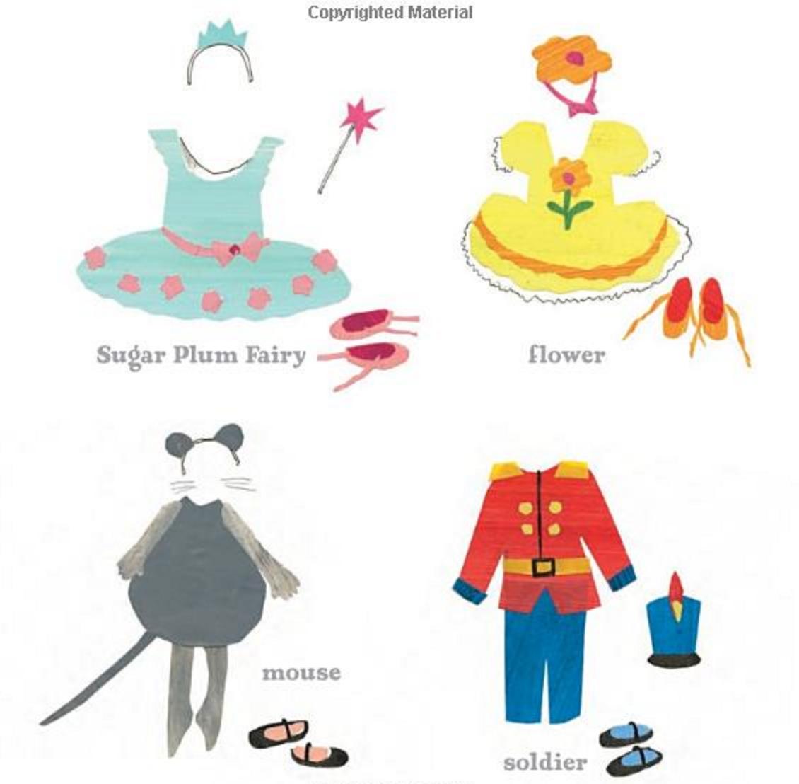 1130x1108 Sugarplum Fairies And Seven Headed Mice Orange Marmalade