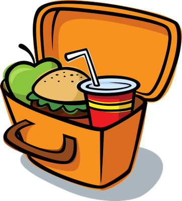 362x399 Lunch Box Clip Art Health And Nutrition Social Studies Image