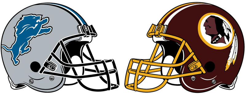 800x311 Redskins Clipart Collection