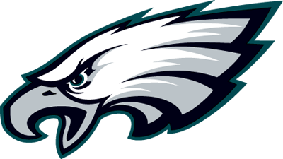 400x225 Eagles Helmet Clipart