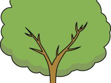 220x165 Free Tree Clipart oak tree clipart black and clipart panda free