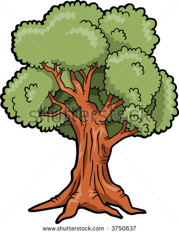 361x470 Kapok tree clip art clipart