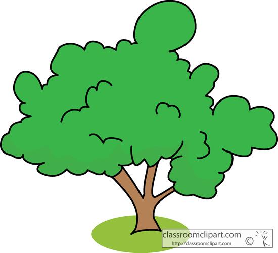 550x501 Oak Tree Clipart