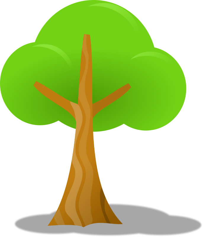 686x800 Tree Oak Clip art