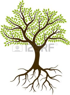 236x321 Tree Of Life Clipart Sweeping Oak Tree Design