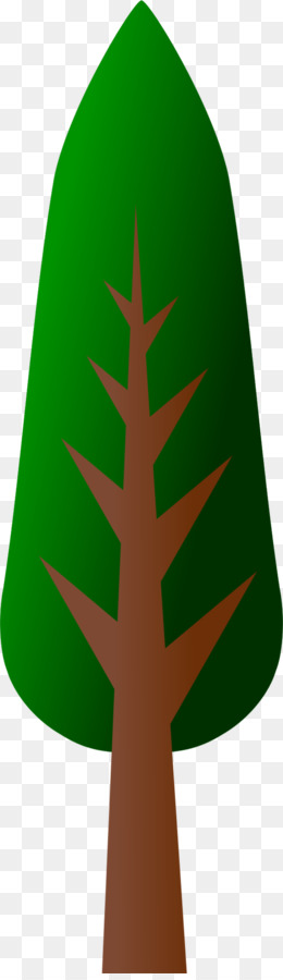 260x900 Tree Clip Art