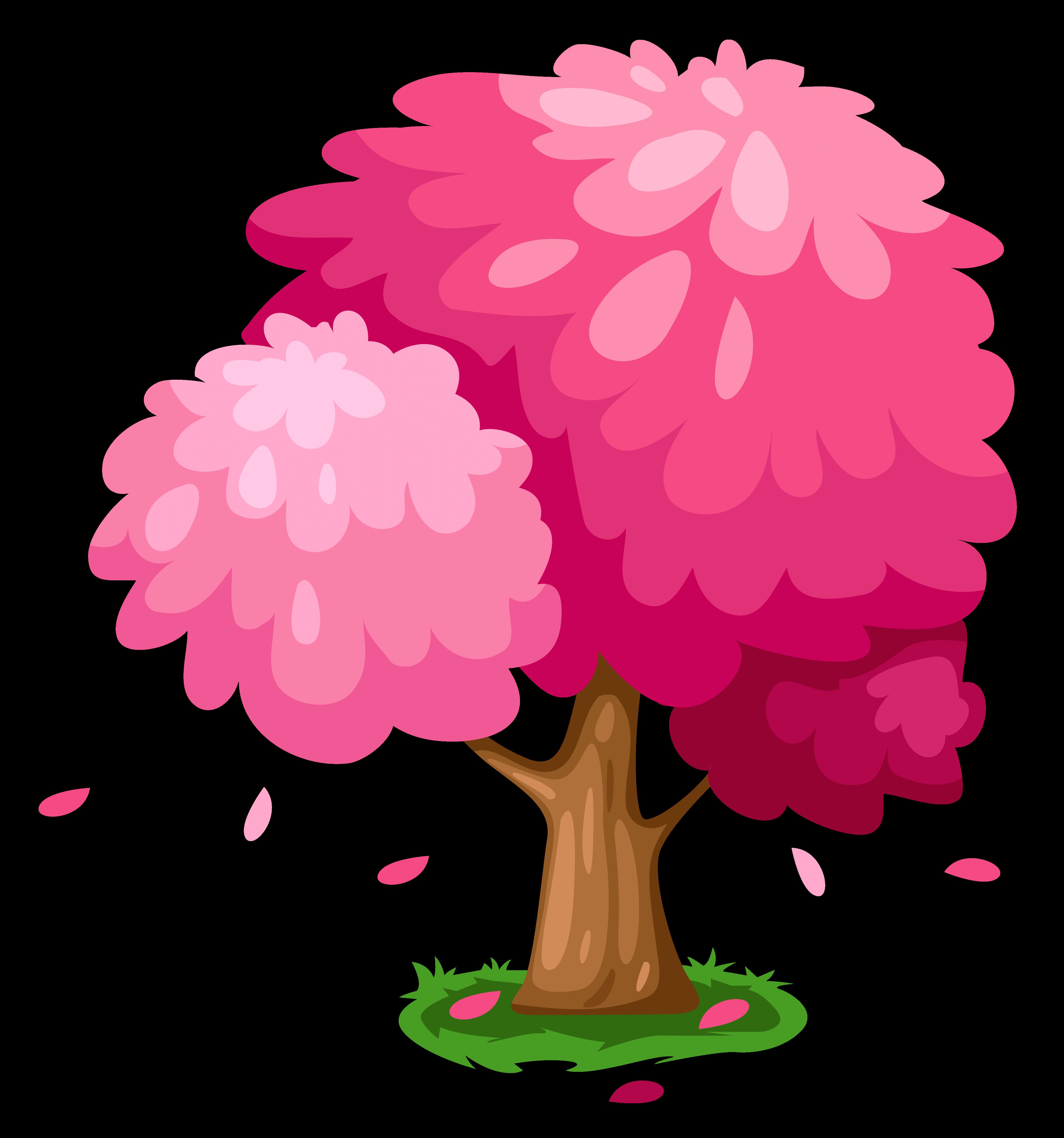 4408x4714 Tree Cliparts