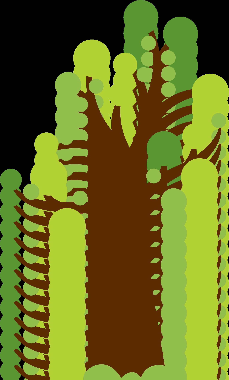 1813x3001 Tree Sweeping Oak Clipart Of Yanhe Clip Art