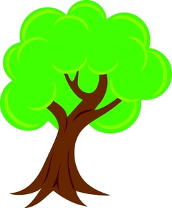 249x300 Trees Clipart