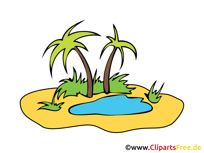 800x600 Oasis Clipart