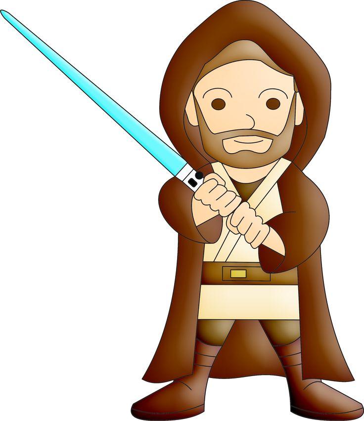 Obi Wan Clipart