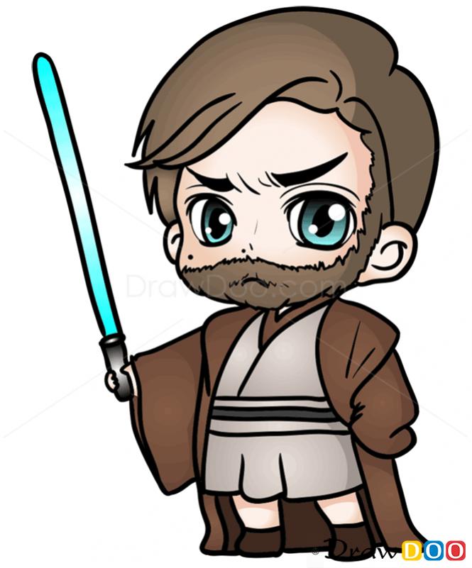 Obi Wan Clipart At Getdrawings Free Download