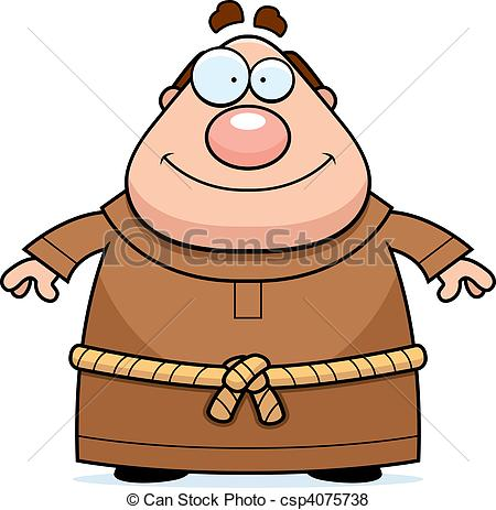 450x463 Monks Clipart