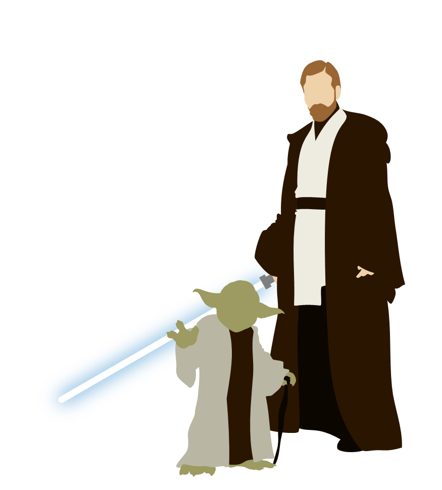 875x970 Yoda And Obi Wan Aepicos
