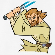 190x190 Obiwan Kenobi Clipart By Spreadshirt