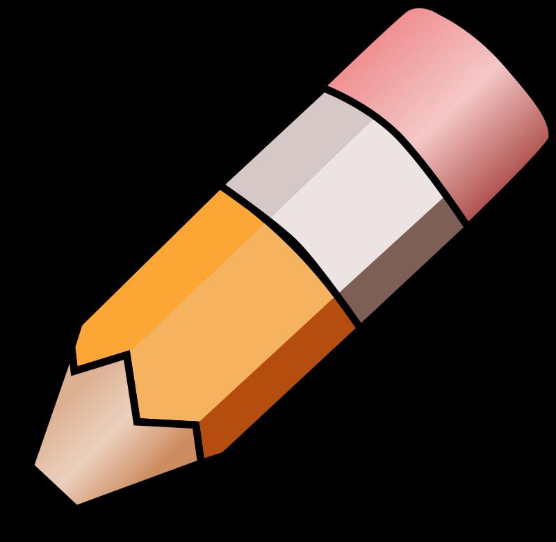 800x779 Free Clipart Pencil Dear Theophilus
