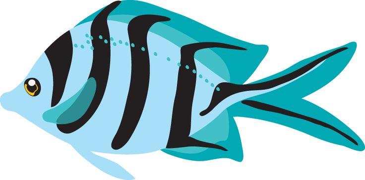 736x363 Collection Of Ocean Fish Clipart High Quality, Free Cliparts