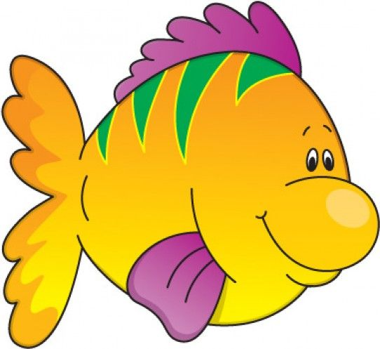 542x497 Vb14, Competition Day 3 Fish Clip Art