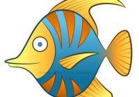 200x140 Tropical Fish Clipart Ocean With Fish Clipart Ocean Fish Clip Art