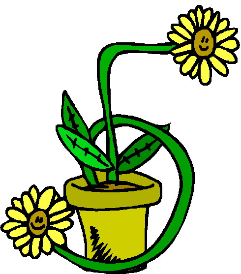 490x557 Flowers Clip Art Flowers And Plants
