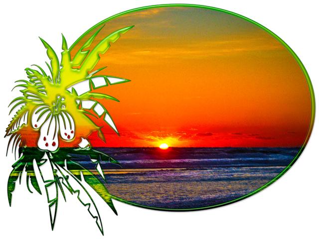 640x480 Sunrise Clipart Ocean'65182