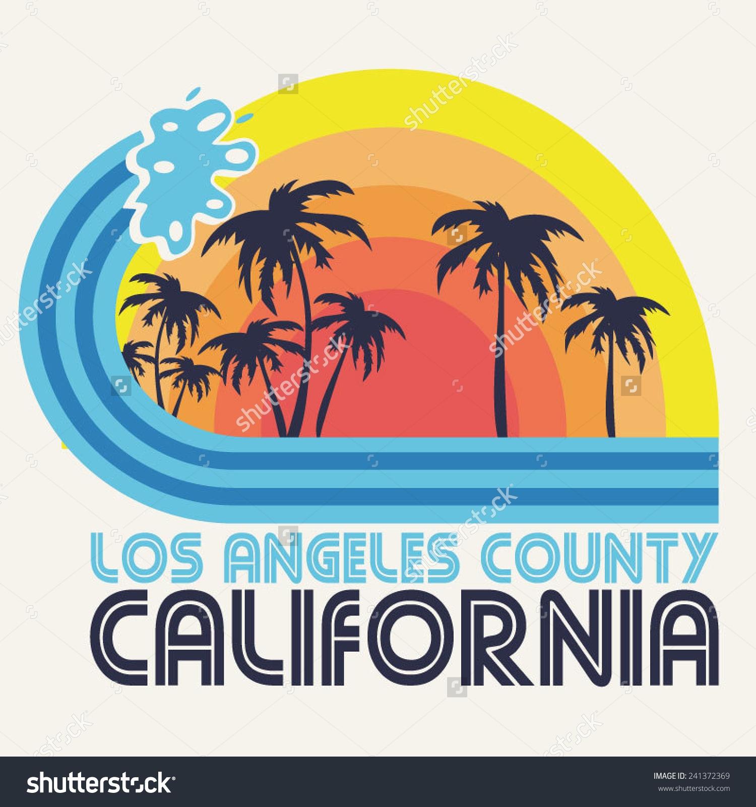 1500x1600 California Beaches Clipart