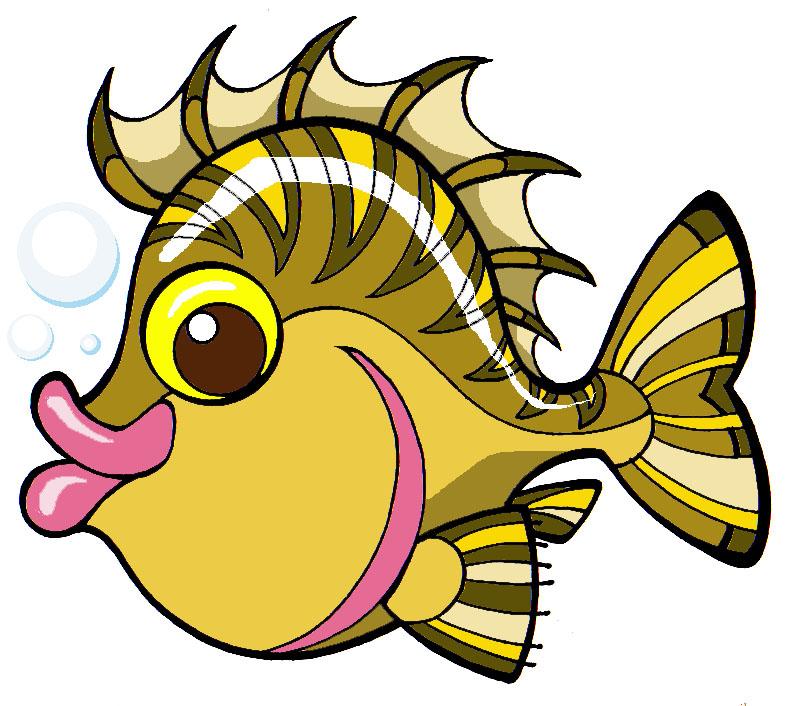 796x706 Ocean Fish Clip Art
