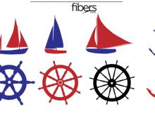 220x165 Nautical Images Clip Art Boy Nautical Clipart Set Sailing Boats
