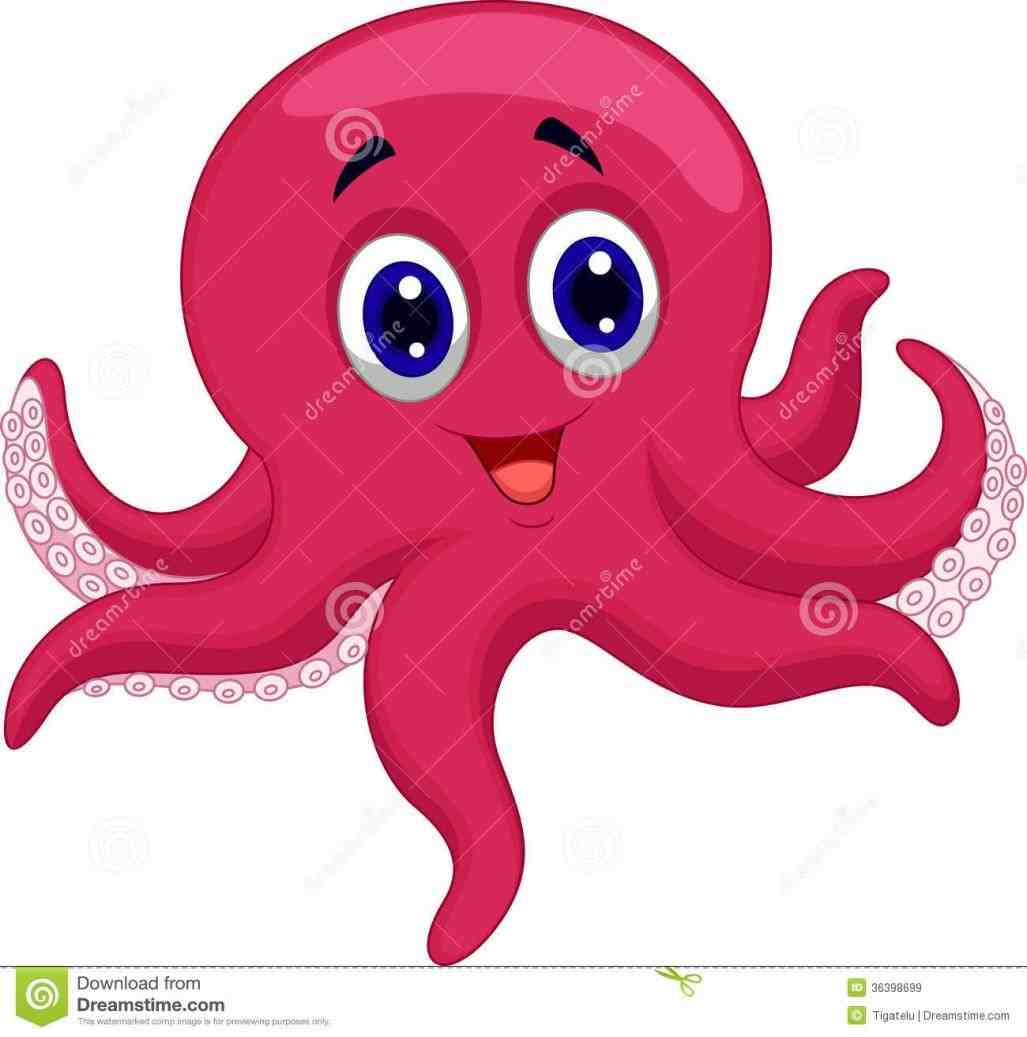 1027x1037 Personal And Commercial Rhcouk Today Cute Octopus Clipart