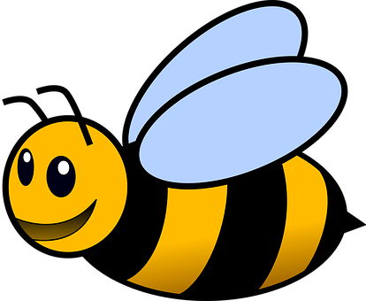 414x340 Ultimate Cartoon Bumble Bees Excellent Bee Pictures Clip Art
