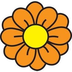 236x236 Clipart Flower With Stem Clipart Panda