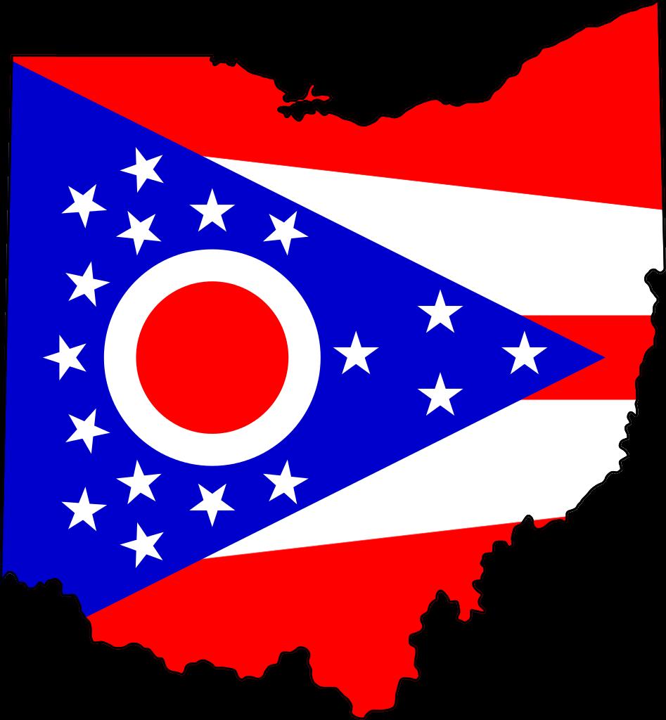 947x1024 Fileflag Map Of Ohio.svg