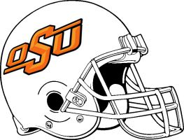 263x200 Osu Football Helmet Clipart