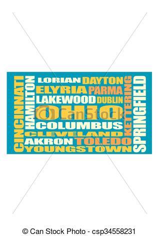 318x470 Ohio State Cities List. Image Relative To Usa Travel. Ohio