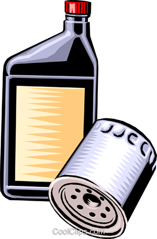 315x480 Oil Filter Royalty Free Vector Clip Art Illustration Envi0181