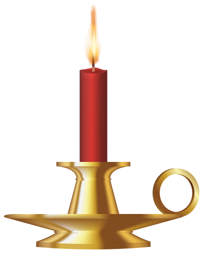 401x500 Red Candle Png Clip Art