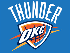 300x226 Oklahoma City Thunder Logo Vector (.ai) Free Download