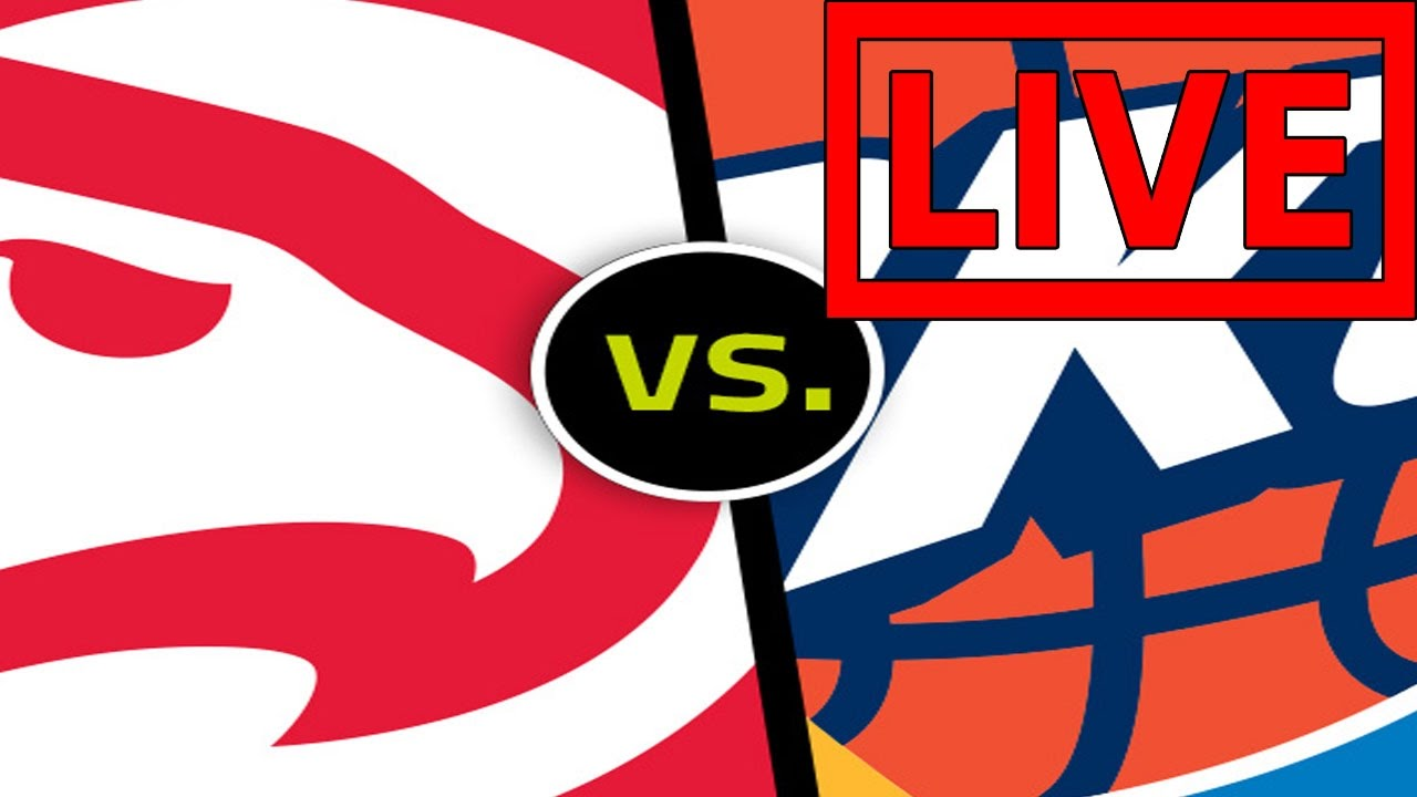 1280x720 Oklahoma City Thunder Vs Atlanta Hawks Live Stream