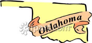300x141 Oklahoma Clip Art Free Clipart Panda