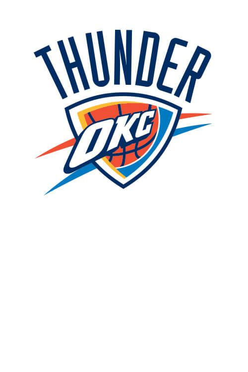 500x750 Oklahoma City Thunder Clipart