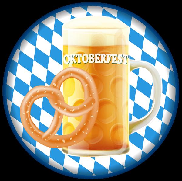 600x595 Oktoberfest Badge With Beer Png Clip Art Imageu200b Gallery