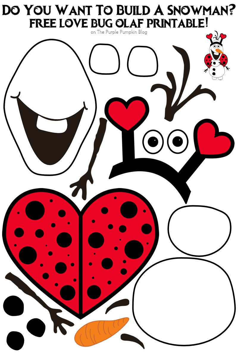 Olaf Clipart Free At Getdrawingscom Free For Personal Use Olaf