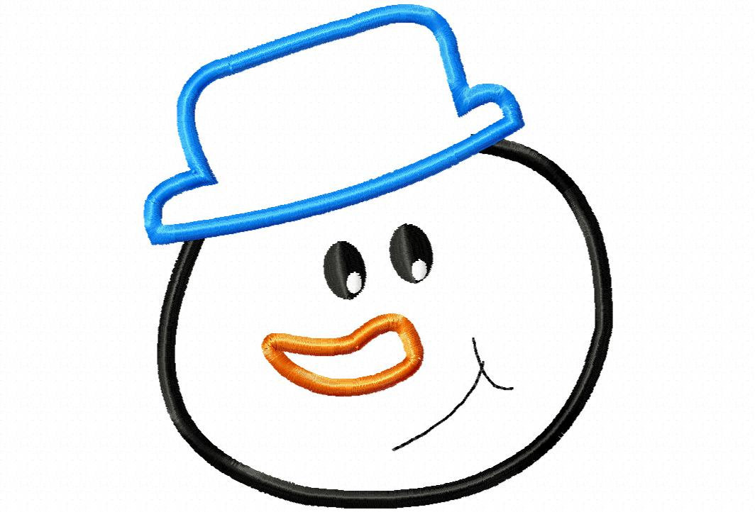 Olaf Face Template Printable Snowman For Kids